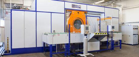 nowoczesna maszyna do odtłuszczania przemysłowego